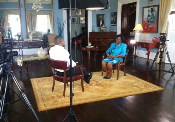 Dame Pearlette Louisy on Untold Stories