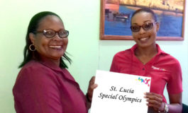 Digicel reaffirms its commitment to St. Lucia Special Olympics Team