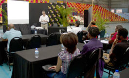 AV/Film training launch capacity building component of specialty Caribbean Expo 2017