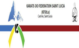 Karate Federation Saint Lucia prepares for the 2020 Olympics