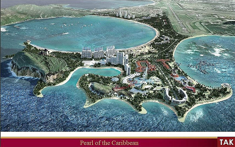 Pearl of the Caribbean DSH (Maria Island) St. Lucia
