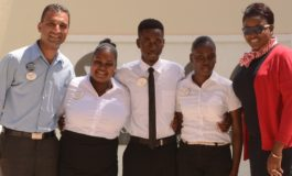 Students benefit from Sandals programme