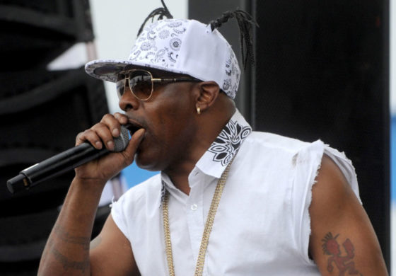 UK: Coolio to take off jewellery around fans
