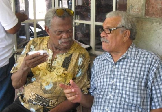 FRC pays tribute to Sir Derek Walcott