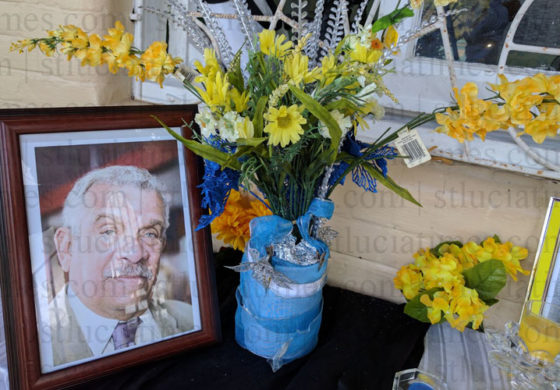Saint Mary's College pays homage to Sir Derek Walcott