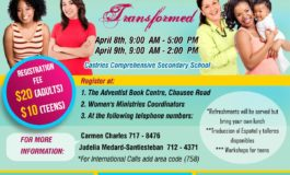 4 Real Women International Comes To St Lucia!