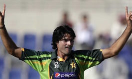 Pakistan paceman provisionally suspended