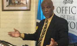 Mayor concerned about silence on crime