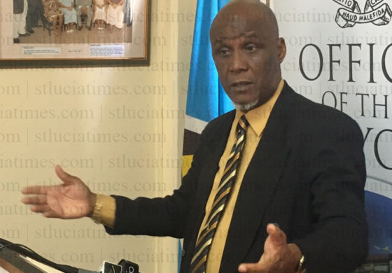 Castries Mayor blasts Police Force over City patrols