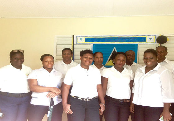 New Recruits Join Soufriere Foundation Team