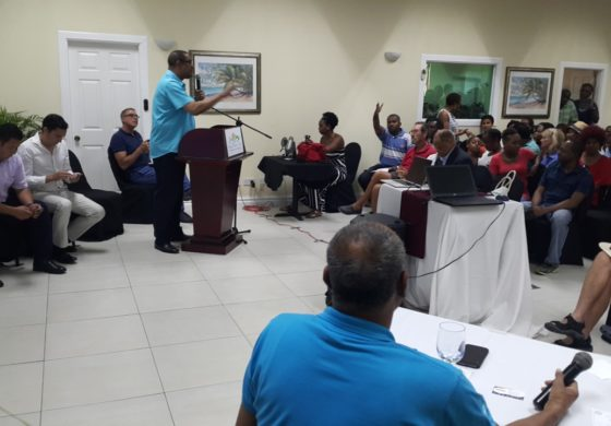 SLNT members speak up for Saint Lucia's heritage