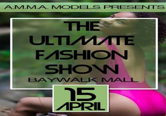 AMMA Models stage the Ultimate Fashion Show Easter Weekend