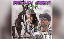 Ricky T and Jah Cure team up for Freaky Girls remix