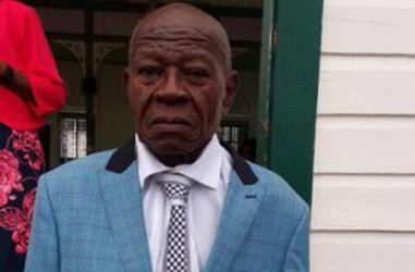 Guyana: Man allegedly burned father to death