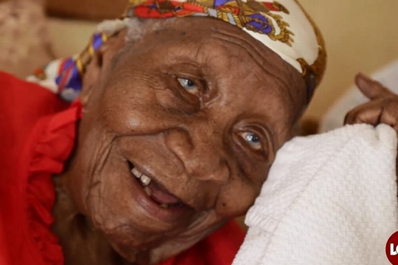 Violet Brown - Jamaica - oldest living person
