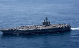 North Korea 'ready to sink' US aircraft carrier