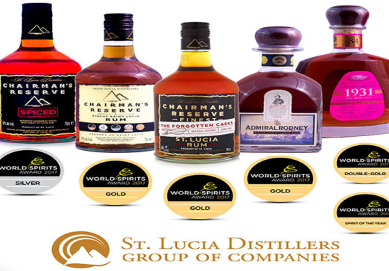 Chairman's Reserve wins Gold at The World Spirits Awards 2017