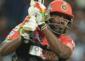 Gayle becomes first to 10,000 Twenty20 runs