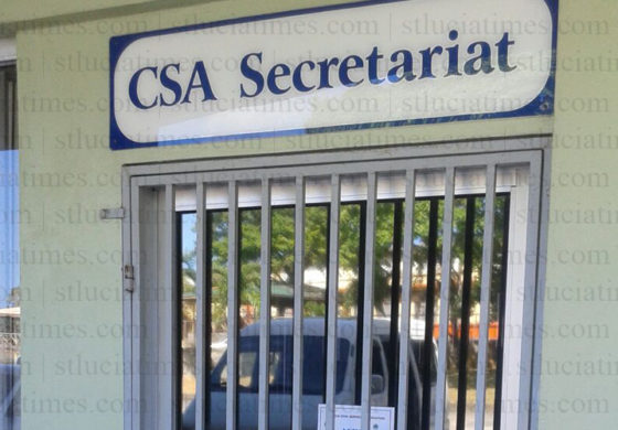 CSA Secretariat affected by air quality issues