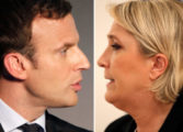 French election: Macron beats Le Pen