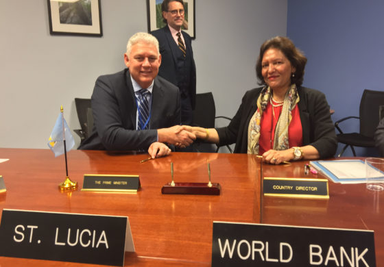 Saint Lucia to benefit from World Bank project