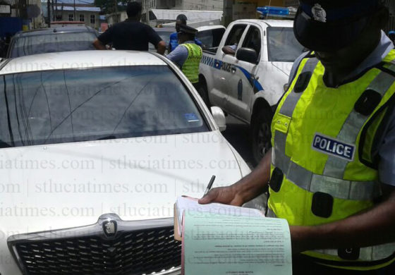 Police respond to claims that Traffic Cops have 'ticket quotas'