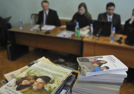 Russia bans Jehovah's Witnesses – Group to appeal ruling