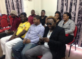 Staff of Soufriere FM Successfully Complete Training