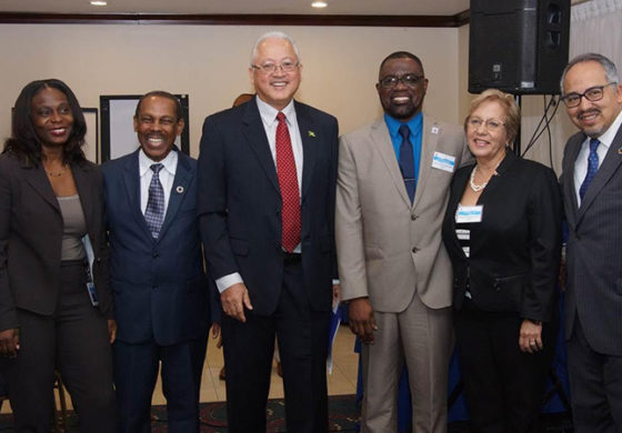 Minister of Justice, Jamaica, Calls on Parliamentarians to be Advocates for ending AIDS