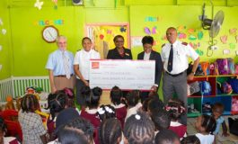 Salvation Army Preschool and Day Care Program Gets A Major Boost From CIBC FirstCaribbean Bank