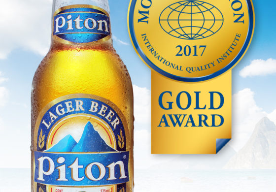 Piton Beer does it Again