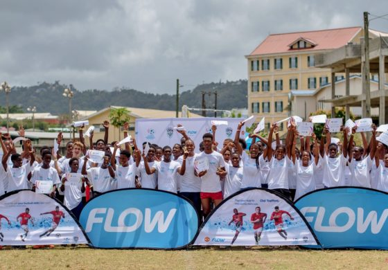 Flow Ultimate Football Experience Leaves Lasting Impact on Young Caribbean Footballers