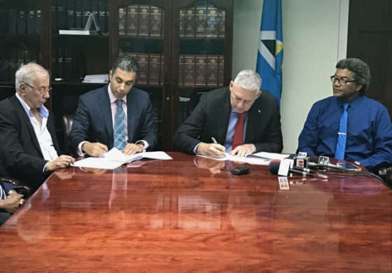 Range Developments Signs Definitive Agreement with Government of Saint Lucia to Develop Black Bay Under the Country's Citizenship-By-Investment Programme