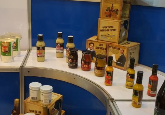Saint Lucia products attract interest at Agroalimentaria 2017