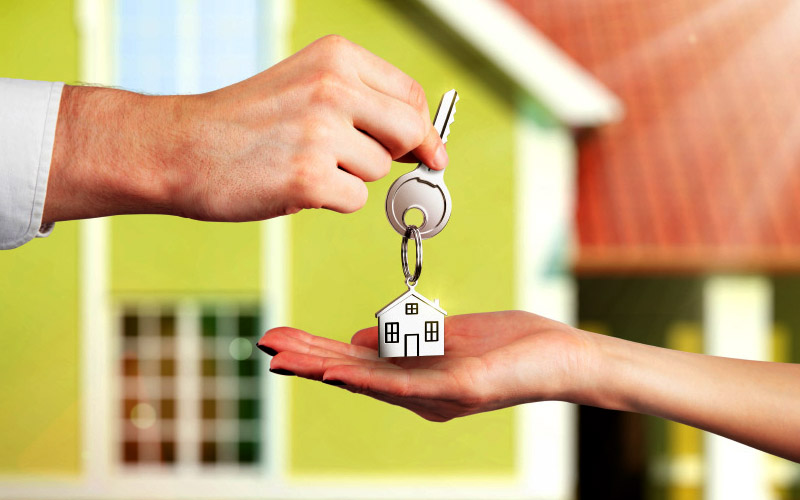 affordable housing keys to home