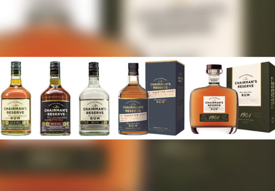 Chairman's Reserve unveils its new packaging