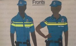 New uniforms, firearms training for City Cops