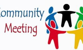 Commissioners town hall meeting, Wednesday
