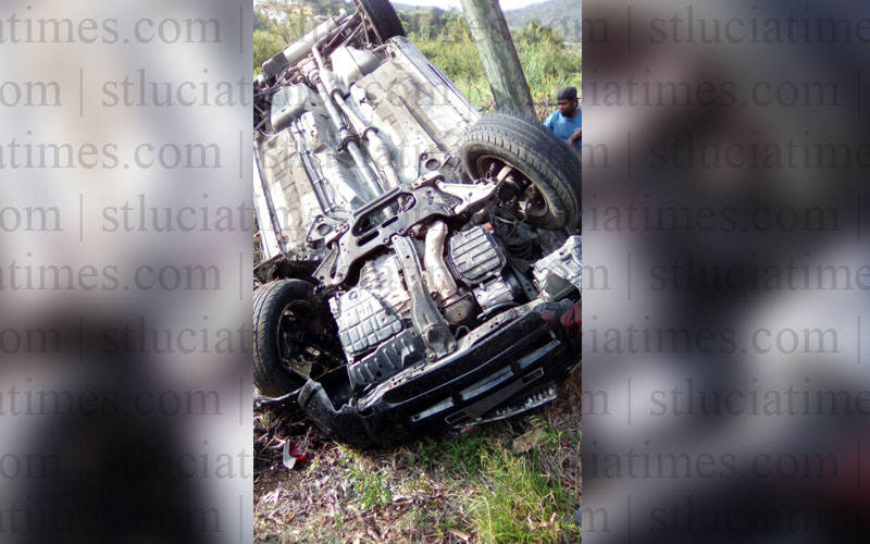 coolie town highway accident - stluciatimes