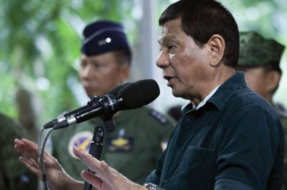 Duterte under fire for second rape joke