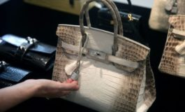 A handbag? For $380k, it's yours