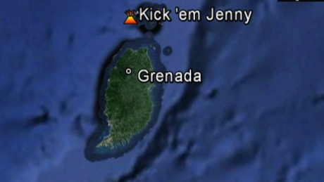 NEMO: No Tsunami threat from Kick 'Em Jenny