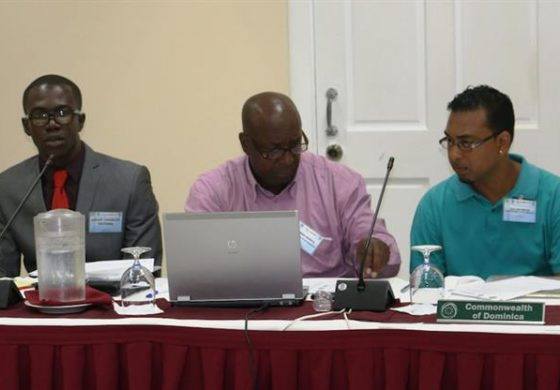 OECS hosts marine research workshop