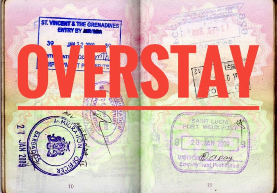 351 St Lucians Overstayed in the US last year