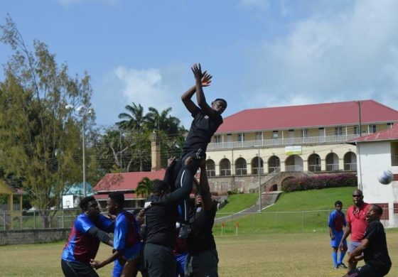 Rugby Football Union holds final matches