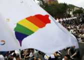 Taiwan becomes first place in Asia to recognize gay marriage