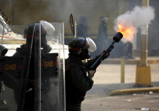 Nearly 3,000 arrests in Venezuela unrest