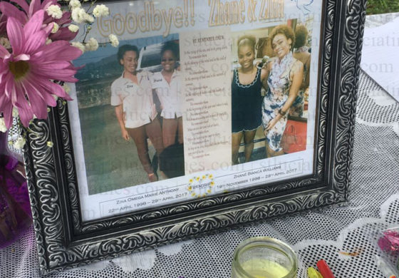 Teenagers killed in vehicle collision remembered