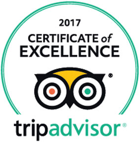 Seagrapes Beach Bar and Restaurant Awarded 2017 TripAdvisor Certificate of Excellence