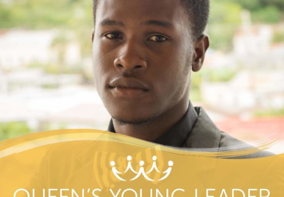 SAINT LUCIAN AJANI LEBOURNE RECEIVES  QUEEN'S YOUNG LEADERS AWARD TOMORROW AT BUCKINGHAM PALACE